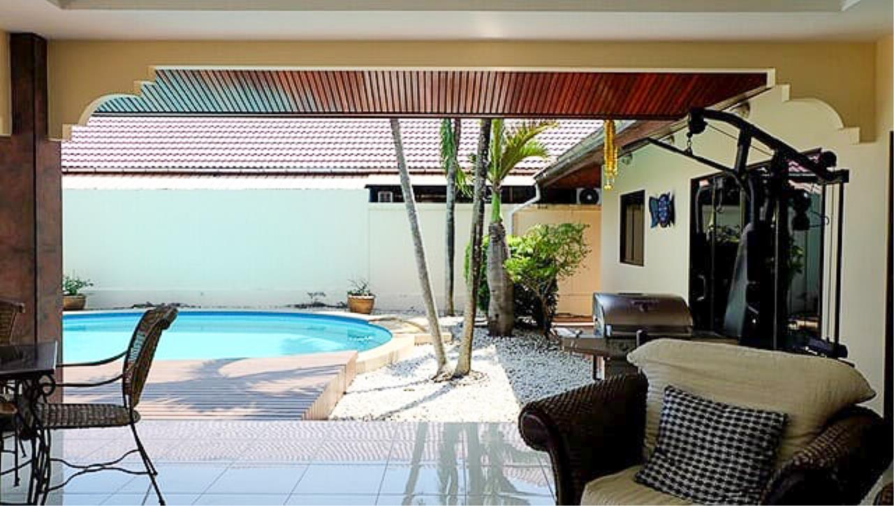 Thaiproperty1 Agency's 3 Bed pool villa for sale at Mabprachan - East Pattaya 30