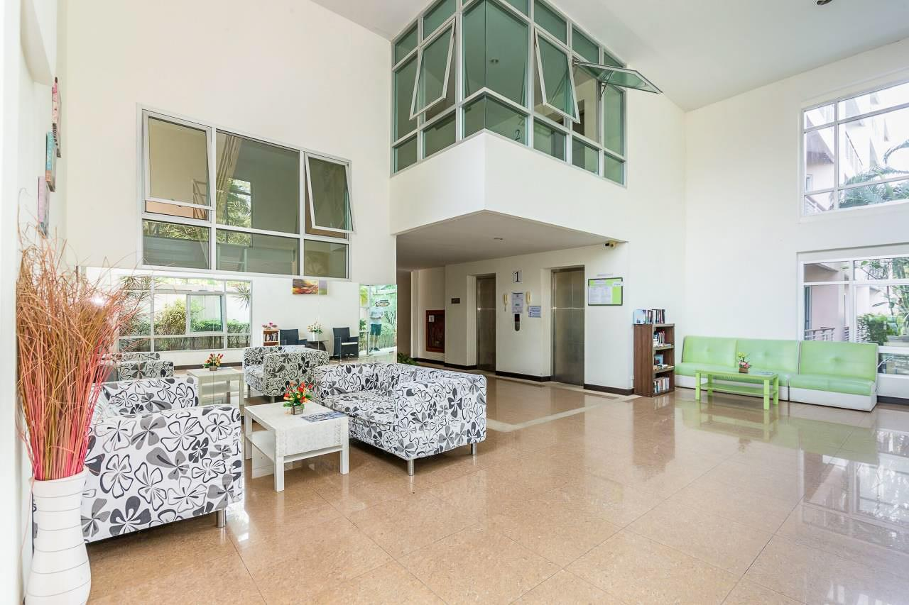 Thaiproperty1 Agency's Flametree Residence - Ground Floor One Bed Condo 16