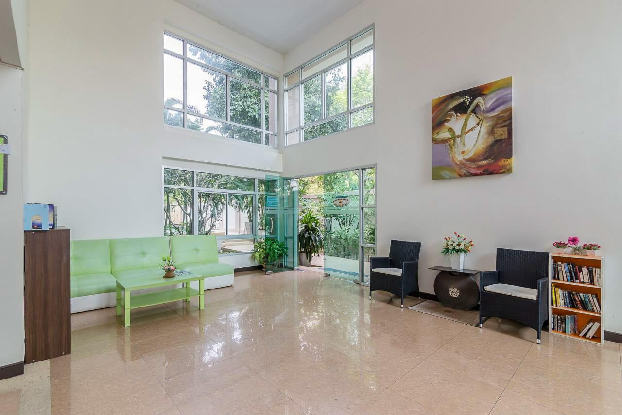Thaiproperty1 Agency's Flametree Residence - Ground Floor One Bed Condo 19