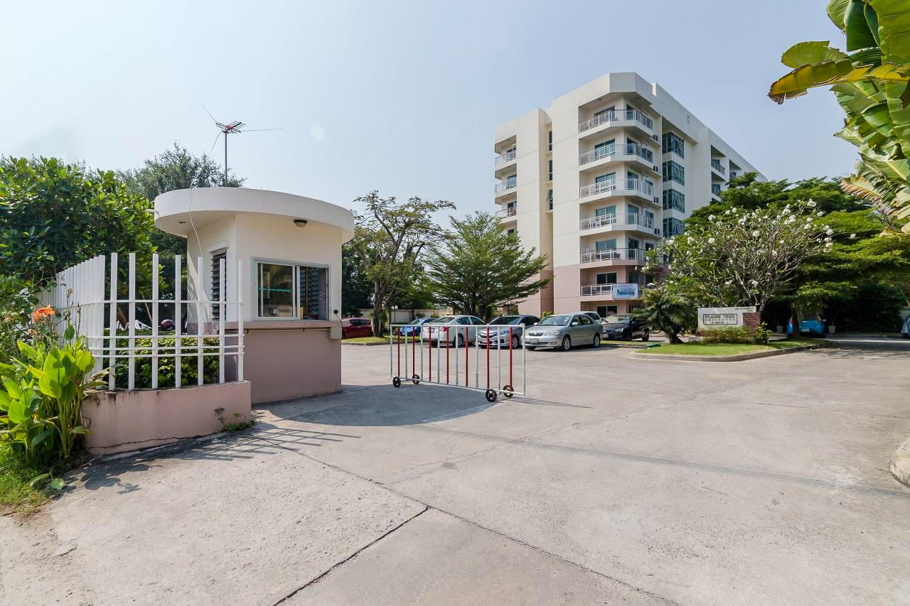 Thaiproperty1 Agency's Flametree Residence - Ground Floor One Bed Condo 20