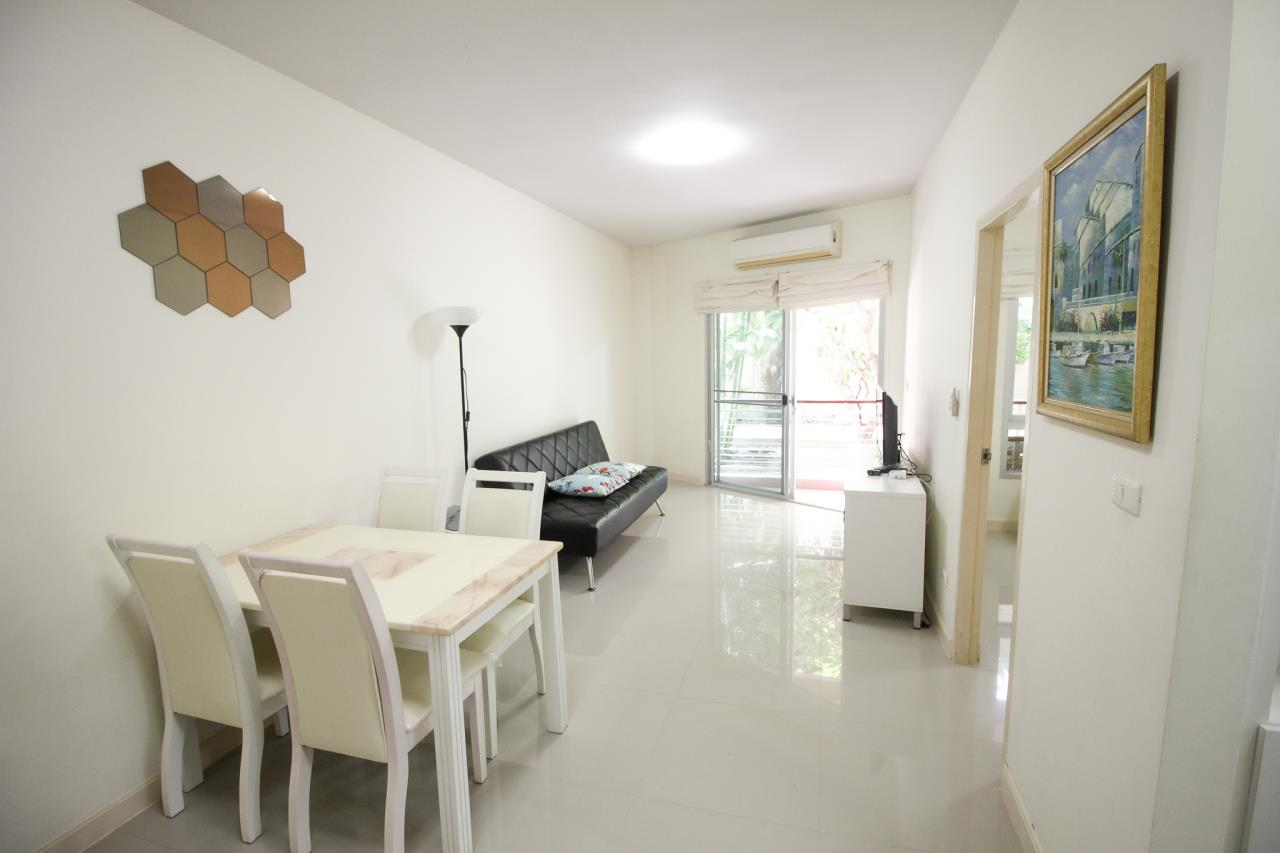 Thaiproperty1 Agency's Flametree Residence - Ground Floor One Bed Condo 6