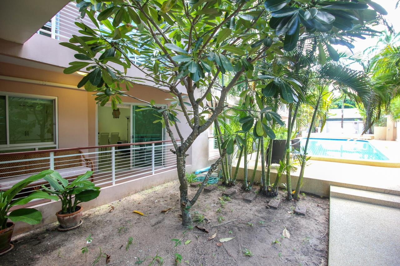 Thaiproperty1 Agency's Flametree Residence - Ground Floor One Bed Condo 14