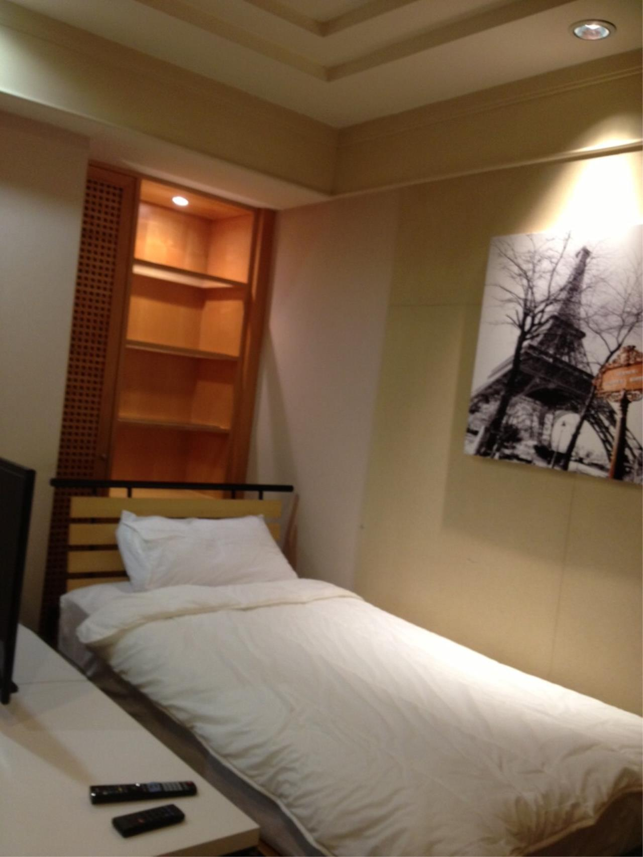 Cityhomes Agency's Condominium 1 bedroom plus 1 study room for Rent 15