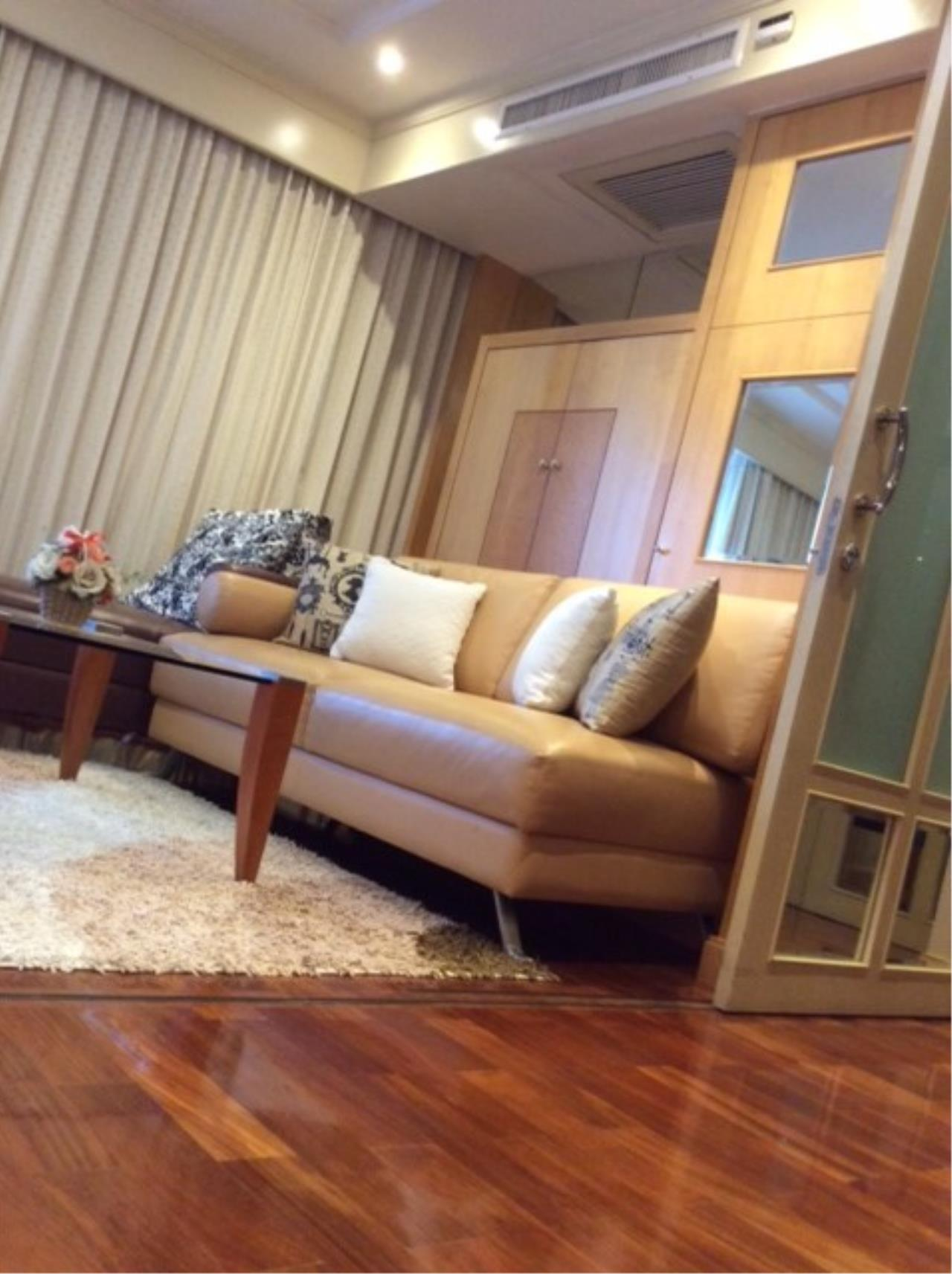 Cityhomes Agency's Condominium 1 bedroom plus 1 study room for Rent 1