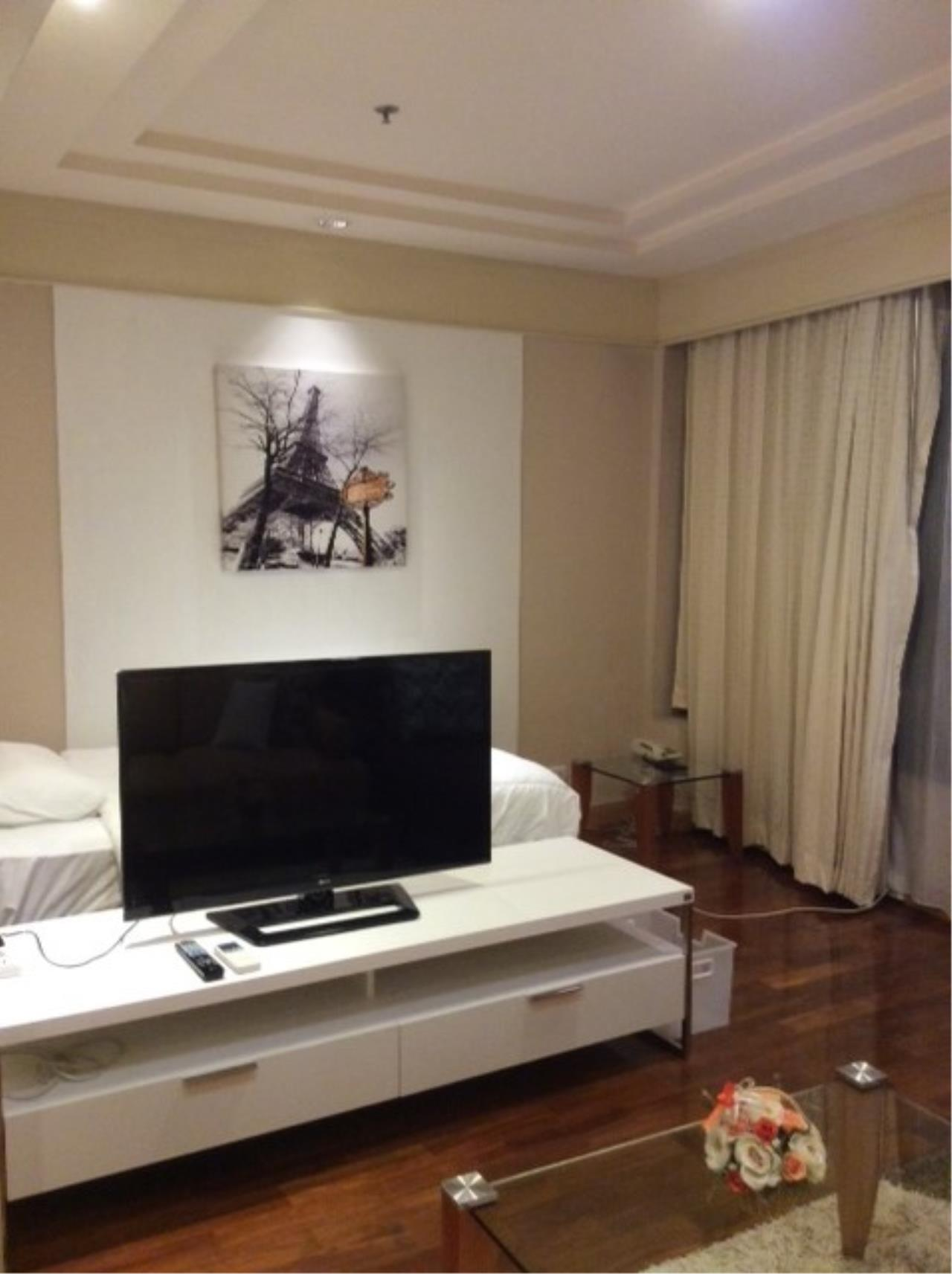 Cityhomes Agency's Condominium 1 bedroom plus 1 study room for Rent 3