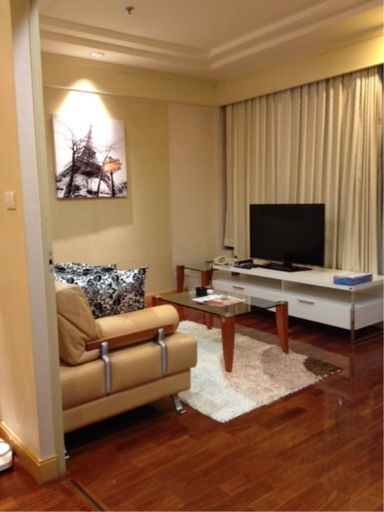 Cityhomes Agency's Condominium 1 bedroom plus 1 study room for Rent 10