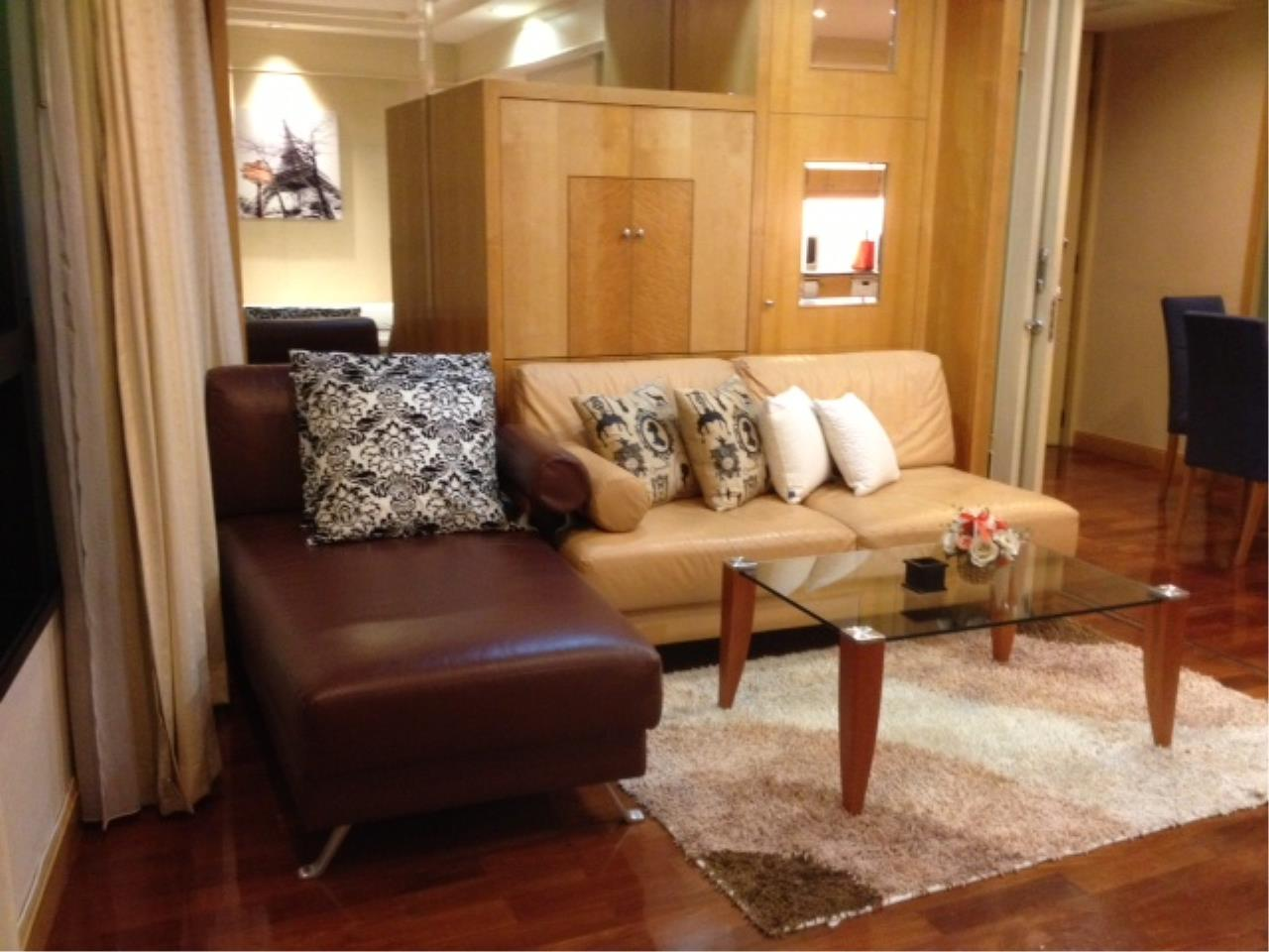 Cityhomes Agency's Condominium 1 bedroom plus 1 study room for Rent 11