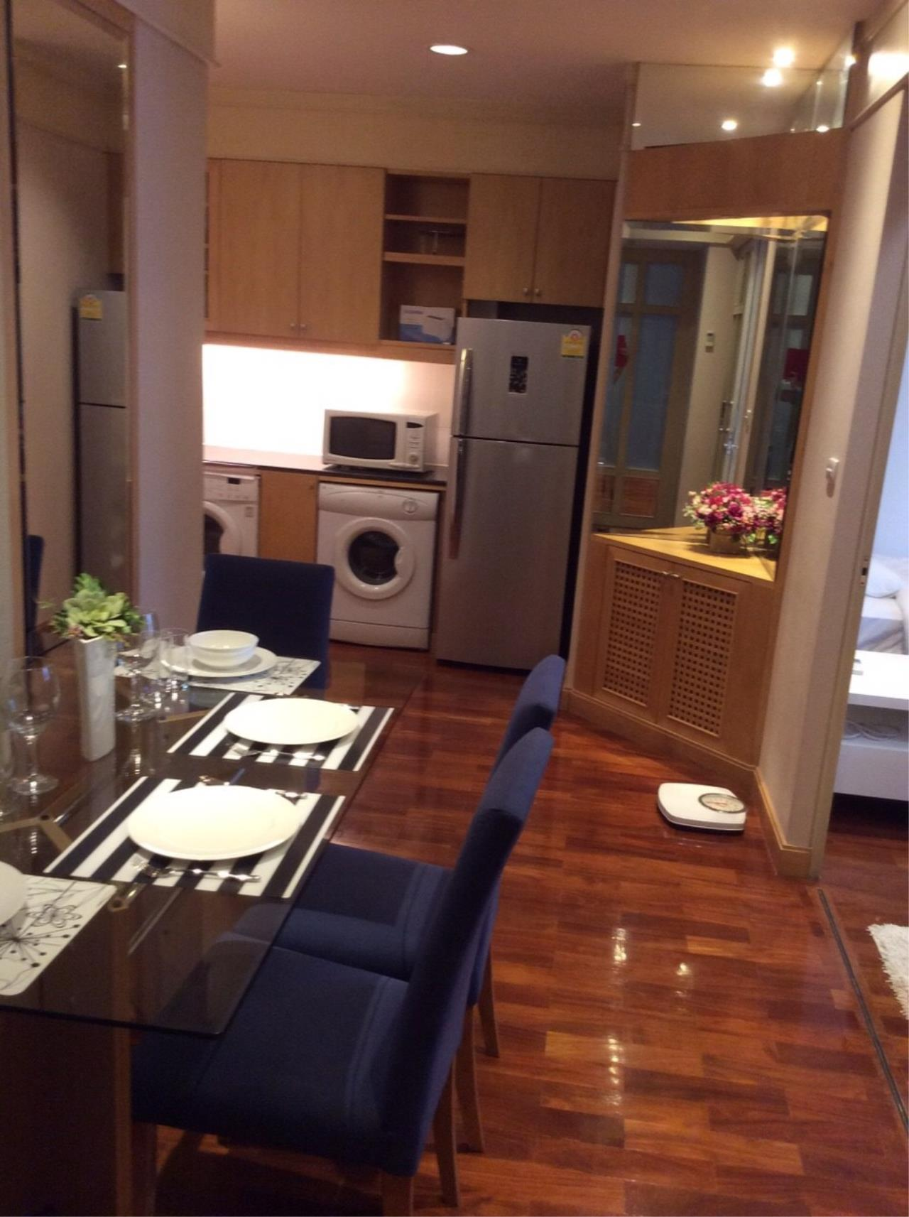 Cityhomes Agency's Condominium 1 bedroom plus 1 study room for Rent 6