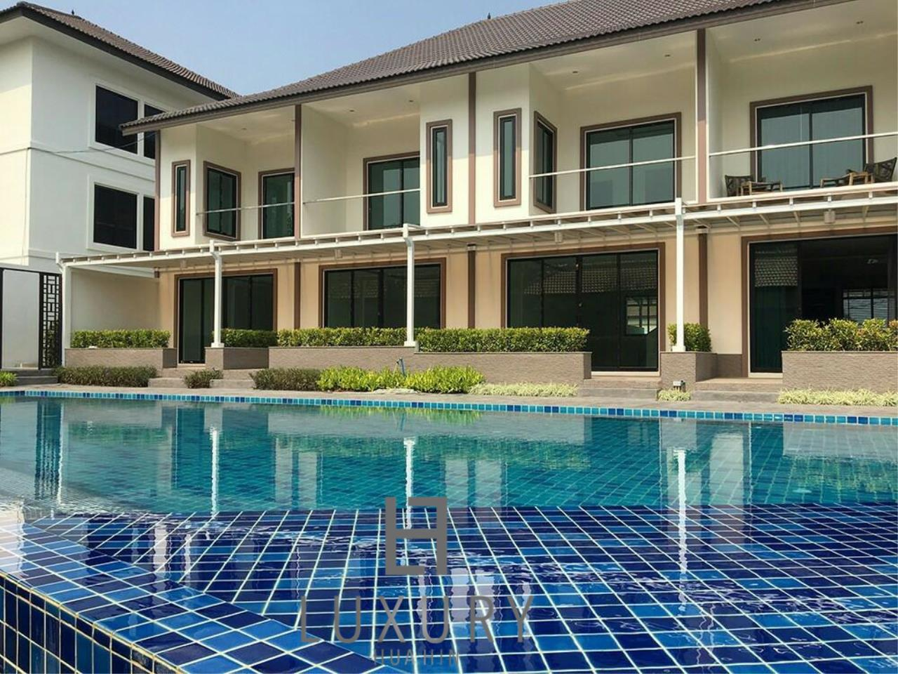 Luxury Hua Hin Property Agency's New Development - New Townhouses close to Hua Hin town centre 2
