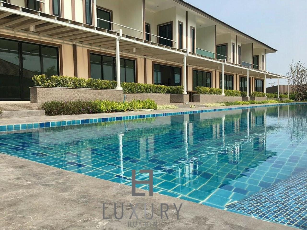 Luxury Hua Hin Property Agency's New Development - New Townhouses close to Hua Hin town centre 1