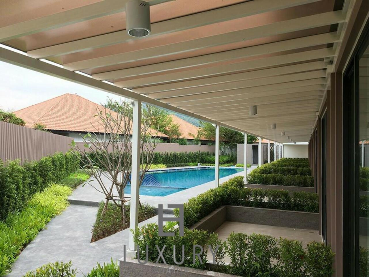Luxury Hua Hin Property Agency's New Development - New Townhouses close to Hua Hin town centre 13