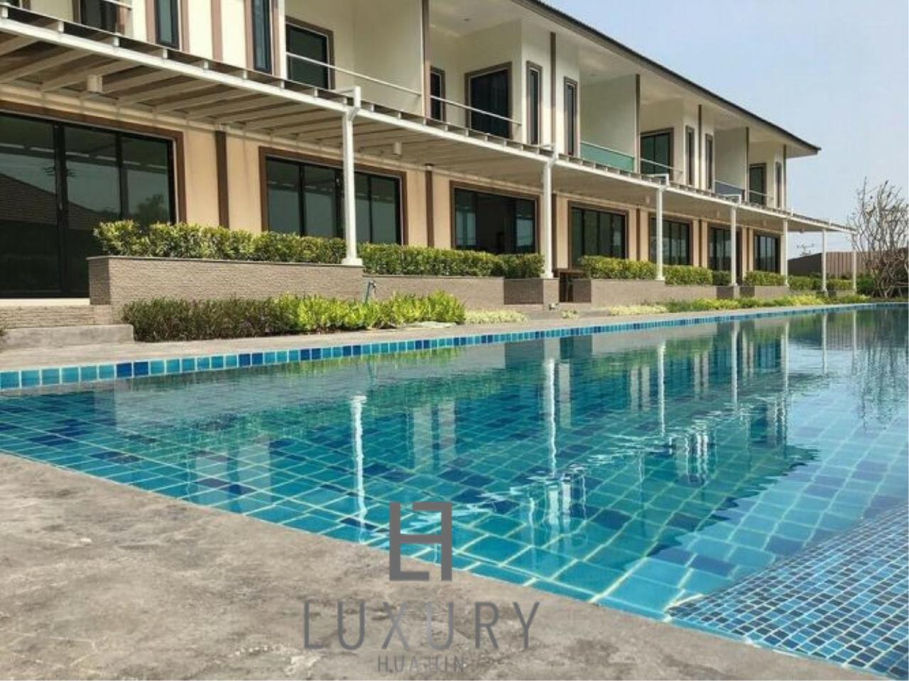 Luxury Hua Hin Property Agency's New Development - New Townhouses close to Hua Hin town centre 15