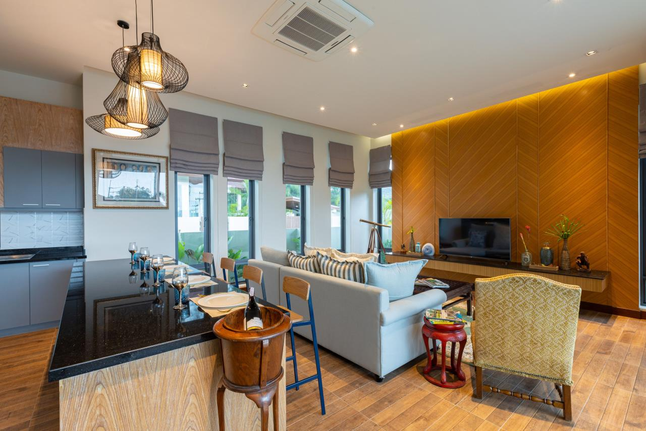 Luxury Hua Hin Property Agency's New Development - Well Designed 3 Bedroom Pool Villa  4