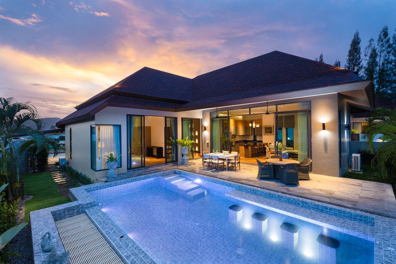 Luxury Hua Hin Property Agency's New Development - Well Designed 3 Bedroom Pool Villa  1