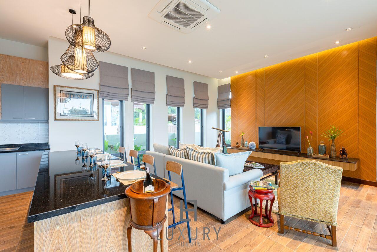 Luxury Hua Hin Property Agency's New Development - Well Designed 3 Bedroom Pool Villa  9