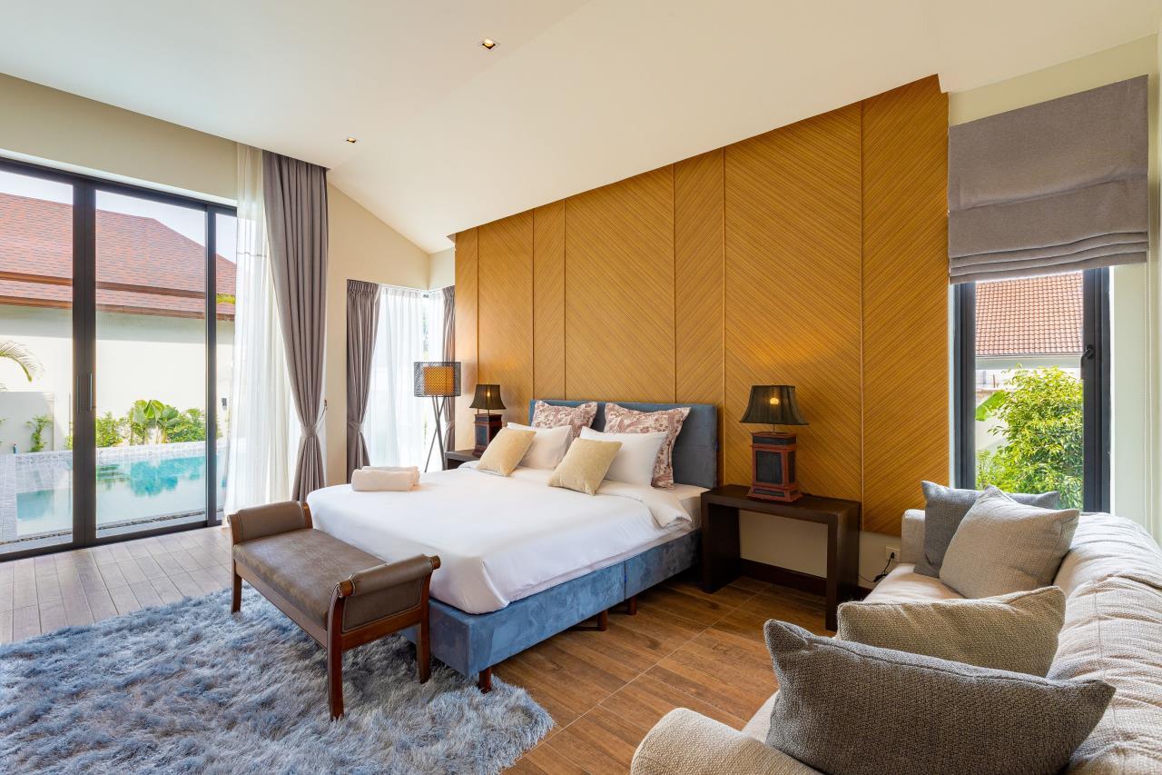 Luxury Hua Hin Property Agency's New Development - Well Designed 3 Bedroom Pool Villa  15