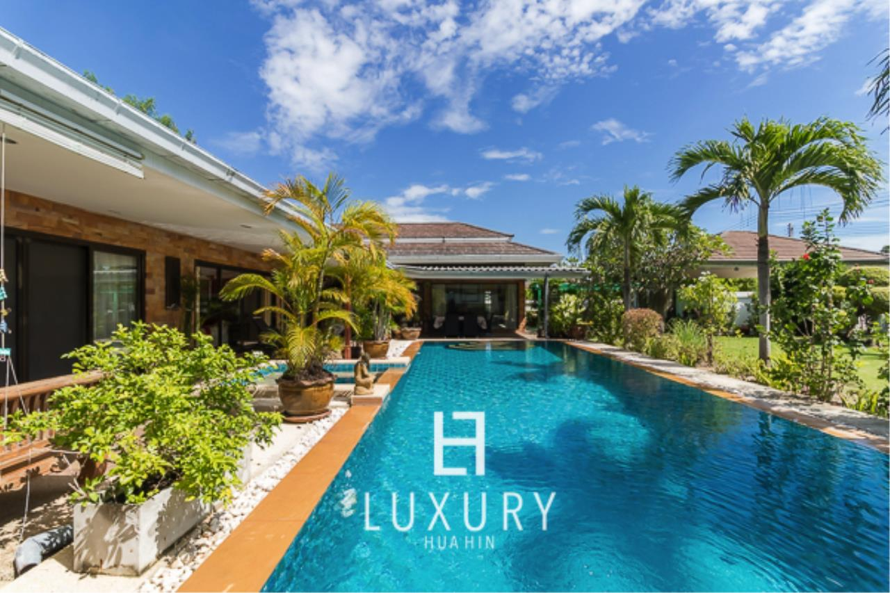 Luxury Hua Hin Property Agency's 3 Bedroom Pool Villa  1