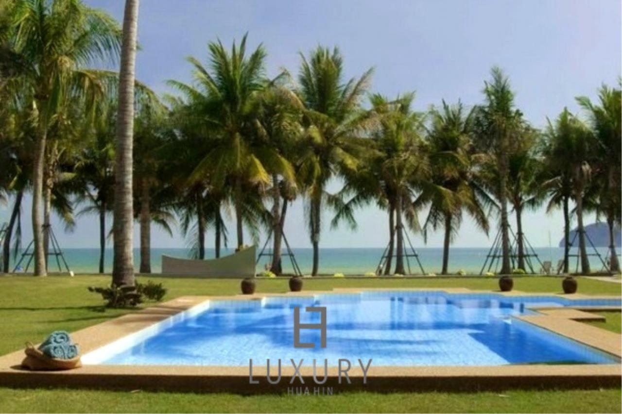 Luxury Hua Hin Property Agency's Beachfront 2 storey Villas on 2 Rai of Land 7