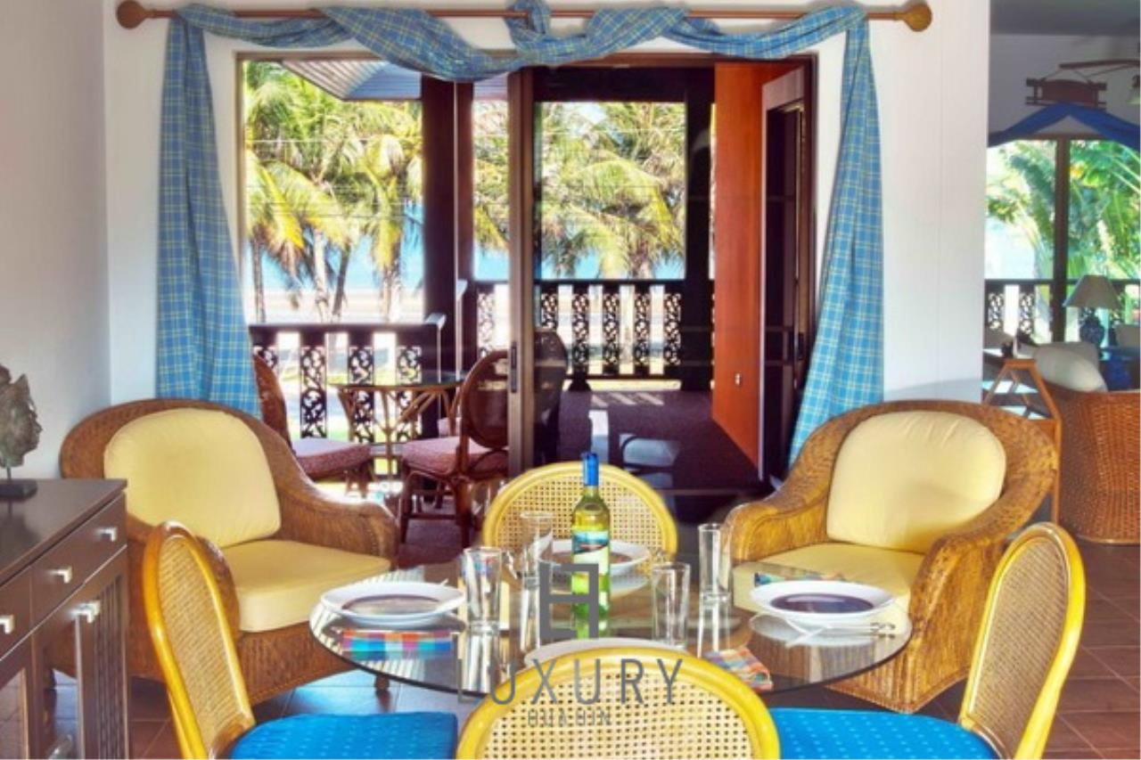 Luxury Hua Hin Property Agency's Beachfront 2 storey Villas on 2 Rai of Land 12