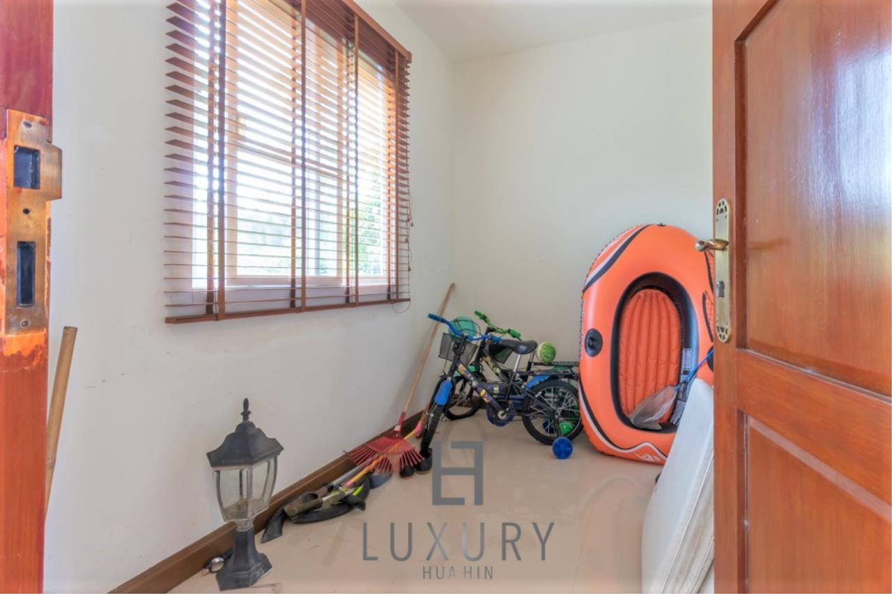 Luxury Hua Hin Property Agency's 3 Bedroom Pool Villa 31
