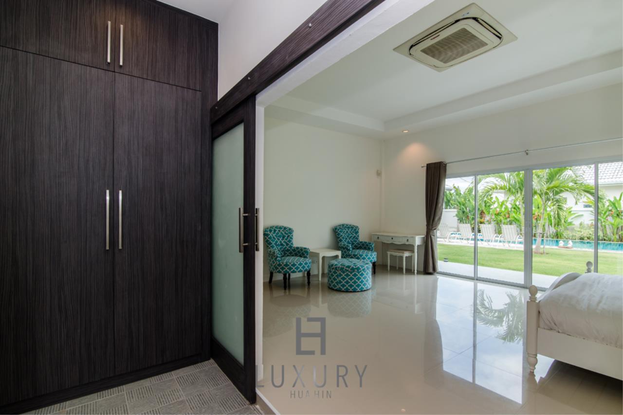 Luxury Hua Hin Property Agency's Private 4 Bedroom Pool Villa  20
