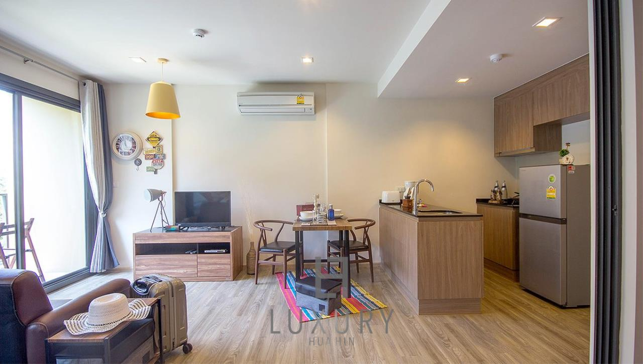 Luxury Hua Hin Property Agency's 1 Bedroom Condo Close To The Beach 9