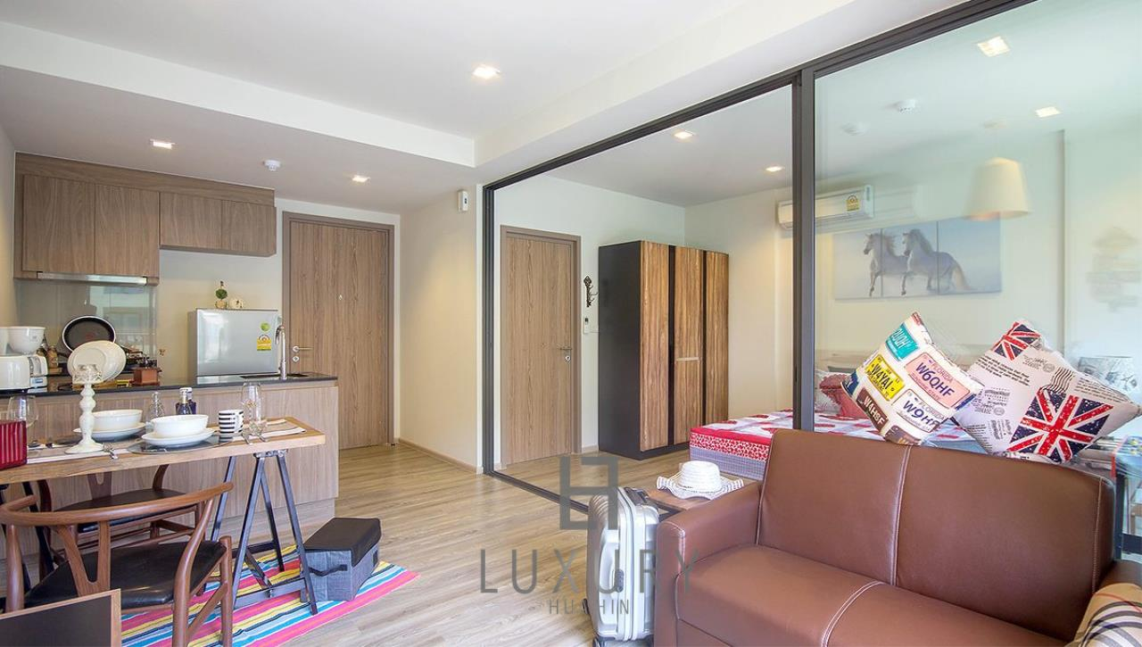 Luxury Hua Hin Property Agency's 1 Bedroom Condo Close To The Beach 10