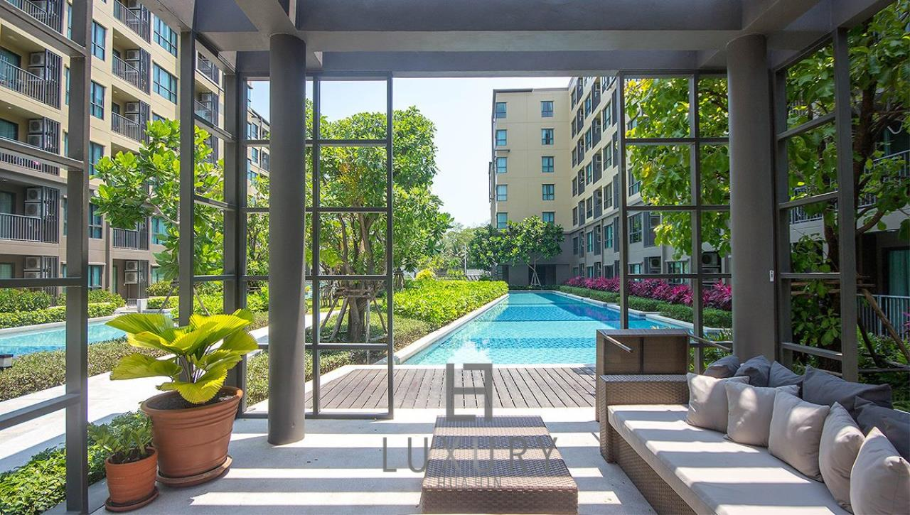 Luxury Hua Hin Property Agency's 1 Bedroom Condo Close To The Beach 2