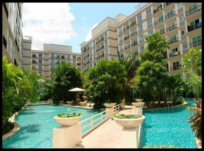 Bobby Brooks Property Agency's Condo 1 Bed-1 Bath For Sale in Jomtien at Park Lane Resort 1
