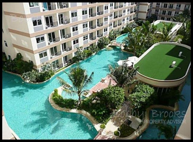 Bobby Brooks Property Agency's Condo 1 Bed-1 Bath For Sale in Jomtien at Park Lane Resort 12
