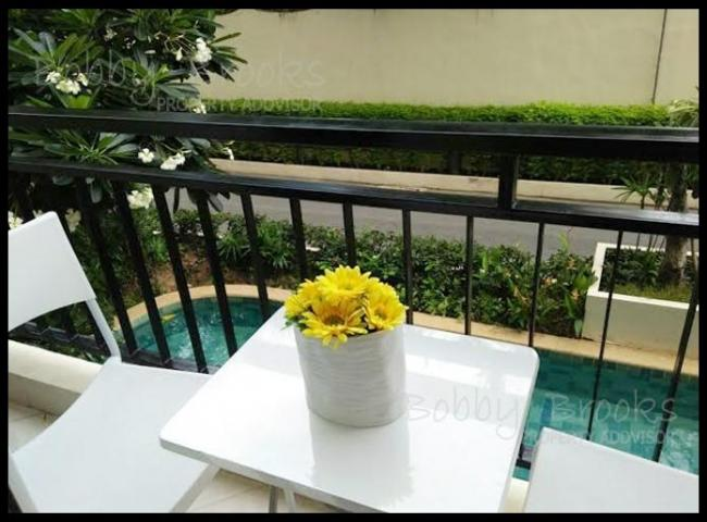 Bobby Brooks Property Agency's Condo 1 Bed-1 Bath For Sale in Jomtien at Park Lane Resort 8
