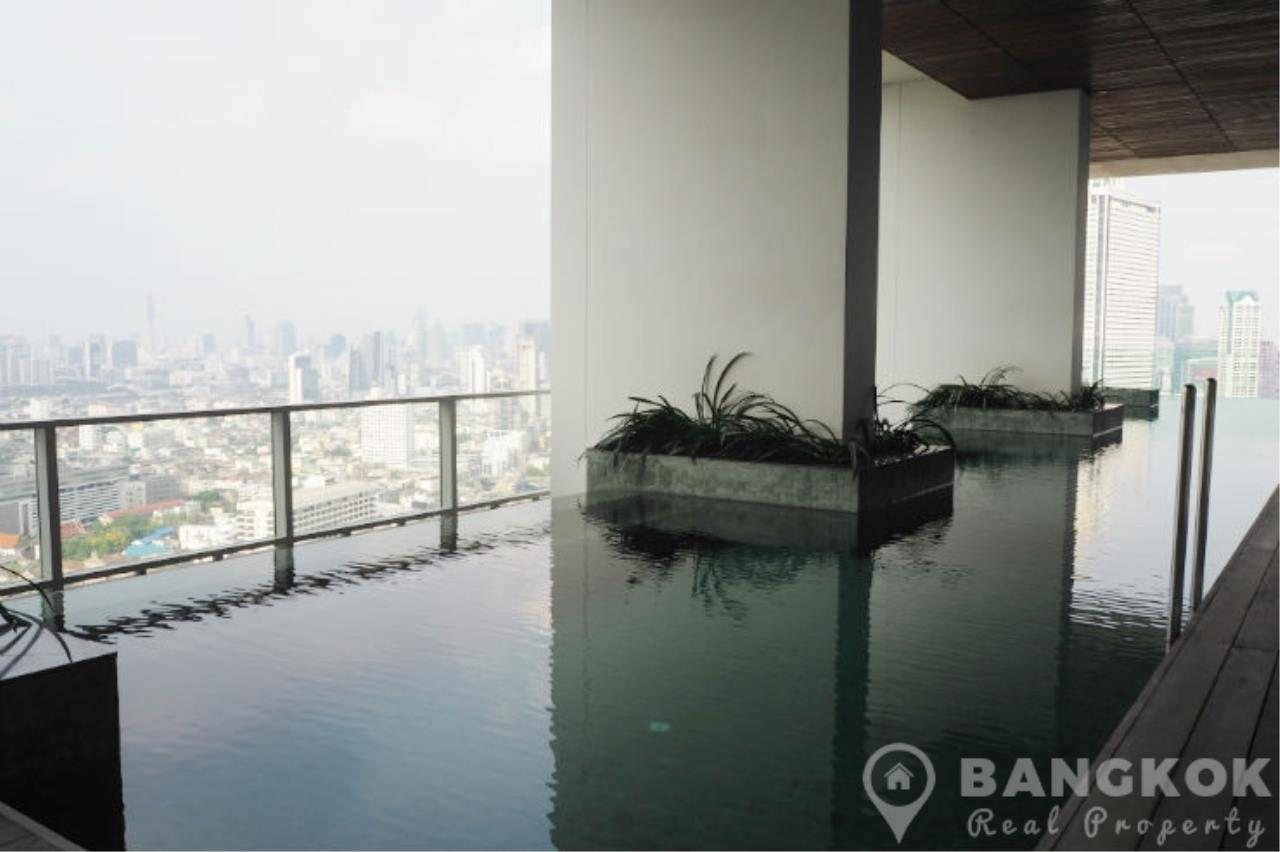 Bangkok Real Property Agency's The River Bangkok | Spacious Modern 1 Bed with River Views 10