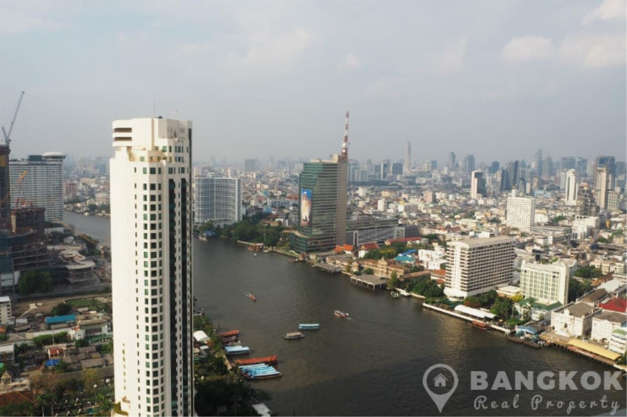 Bangkok Real Property Agency's The River Bangkok | Spacious Modern 1 Bed with River Views 11