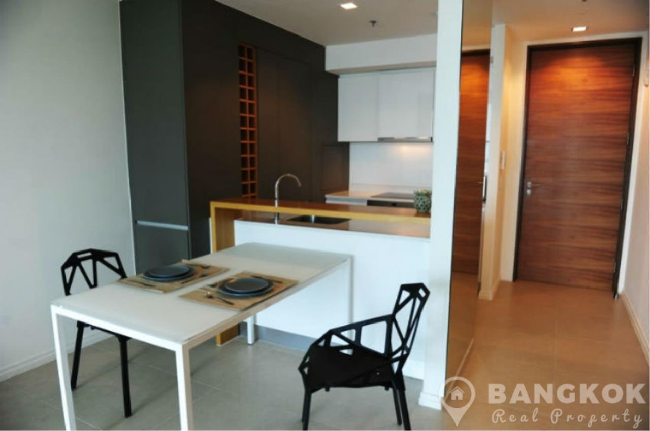 Bangkok Real Property Agency's The River Bangkok | Spacious Modern 1 Bed with River Views 2