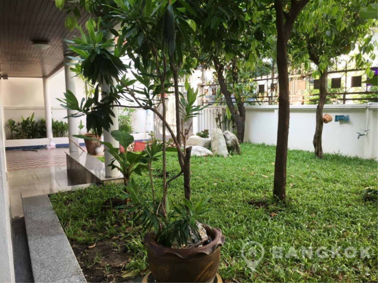 Bangkok Real Property Agency's Detached Spacious 3 + 1 Bed 3 Bath house with Garden in Nana  12