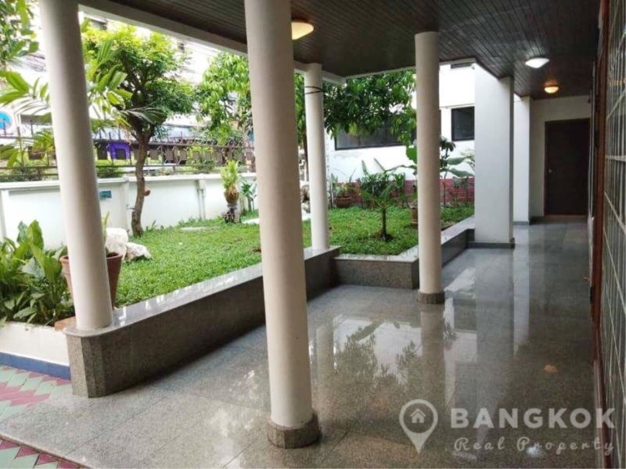 Bangkok Real Property Agency's Detached Spacious 3 + 1 Bed 3 Bath house with Garden in Nana  2