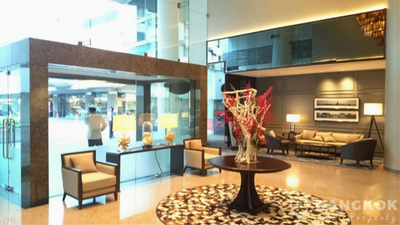 Bangkok Real Property Agency's President Place Chidlom | Superb Very Spacious 1 Bed at BTS 15
