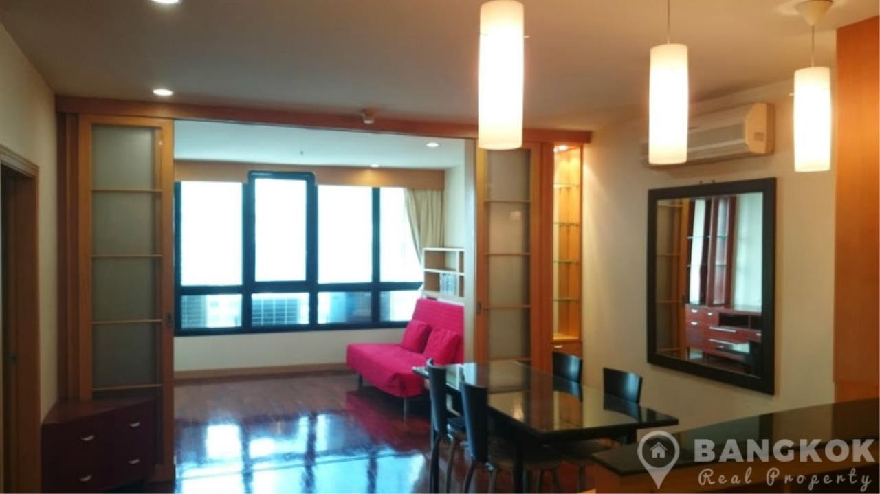 Bangkok Real Property Agency's President Place Chidlom | Superb Very Spacious 1 Bed at BTS 3