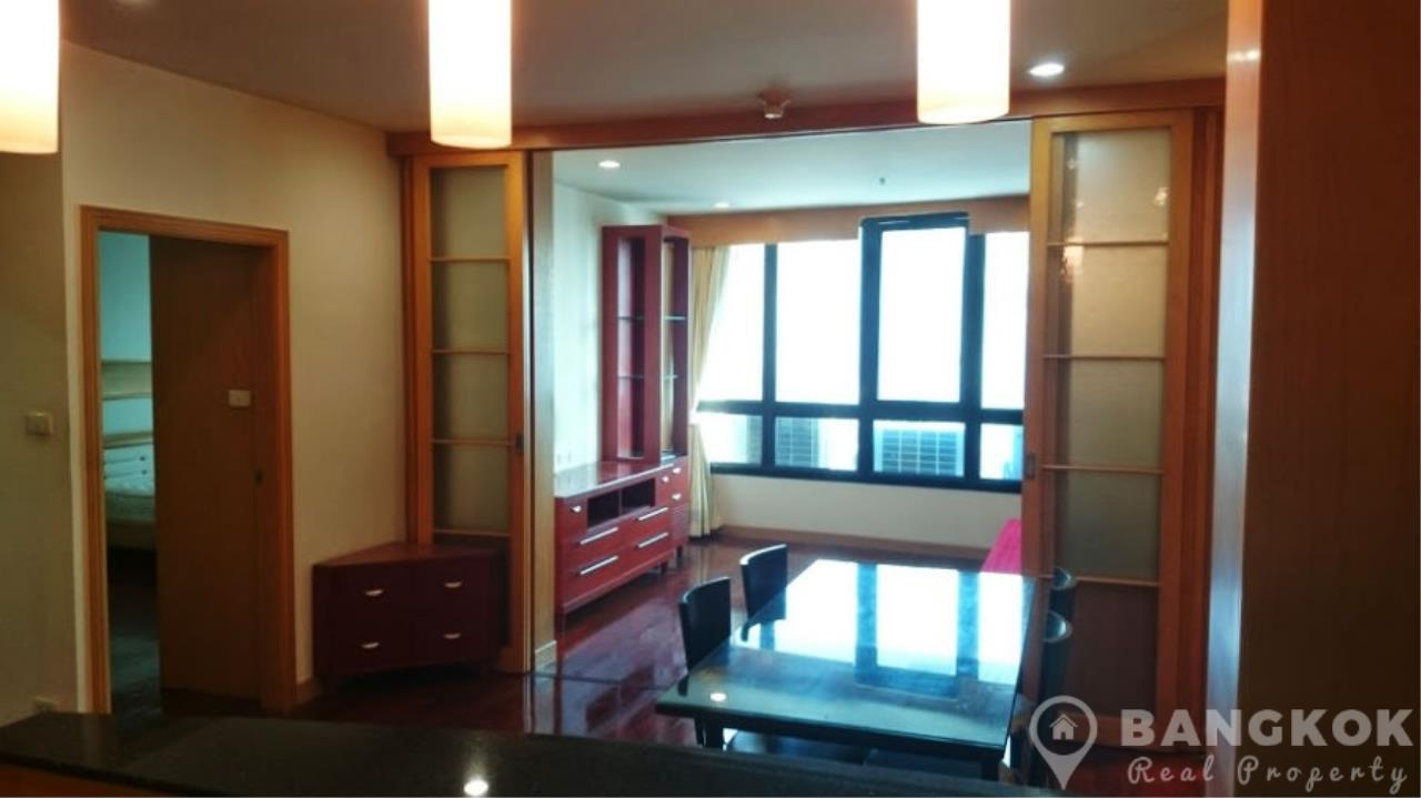 Bangkok Real Property Agency's President Place Chidlom | Superb Very Spacious 1 Bed at BTS 1