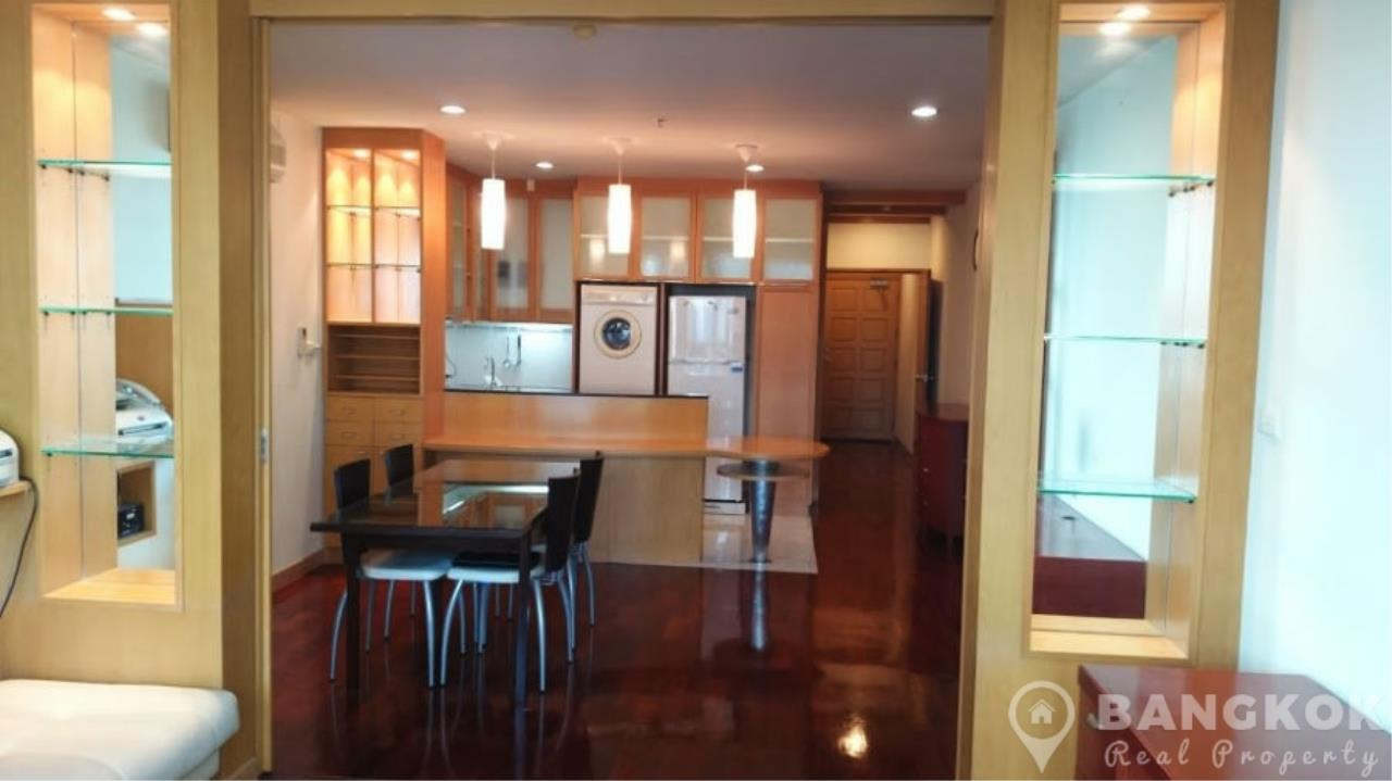 Bangkok Real Property Agency's President Place Chidlom | Superb Very Spacious 1 Bed at BTS 4