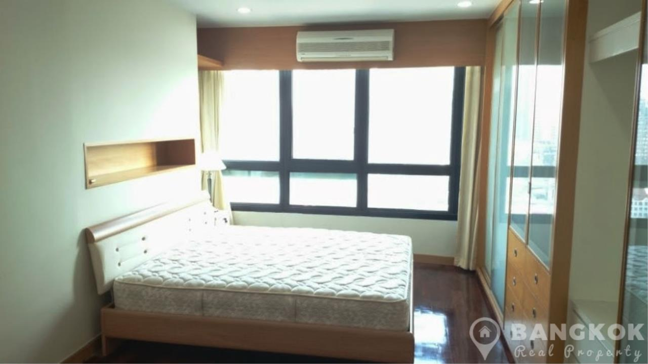 Bangkok Real Property Agency's President Place Chidlom | Superb Very Spacious 1 Bed at BTS 5