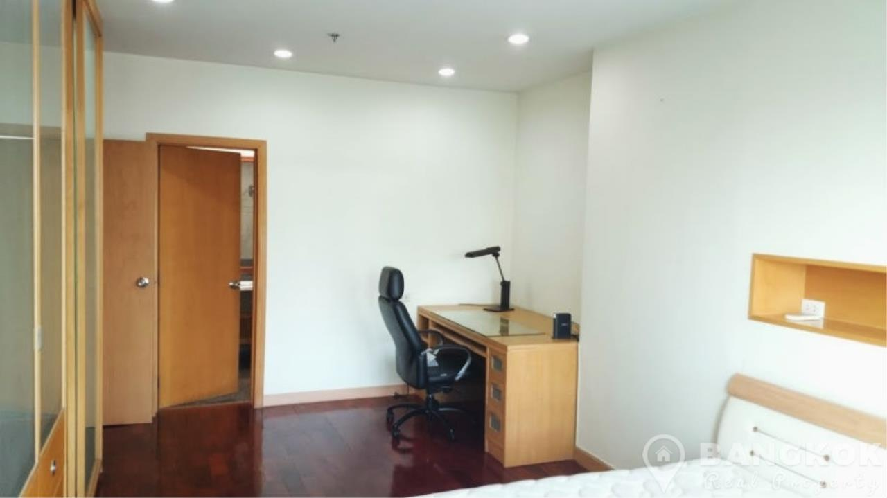 Bangkok Real Property Agency's President Place Chidlom | Superb Very Spacious 1 Bed at BTS 6