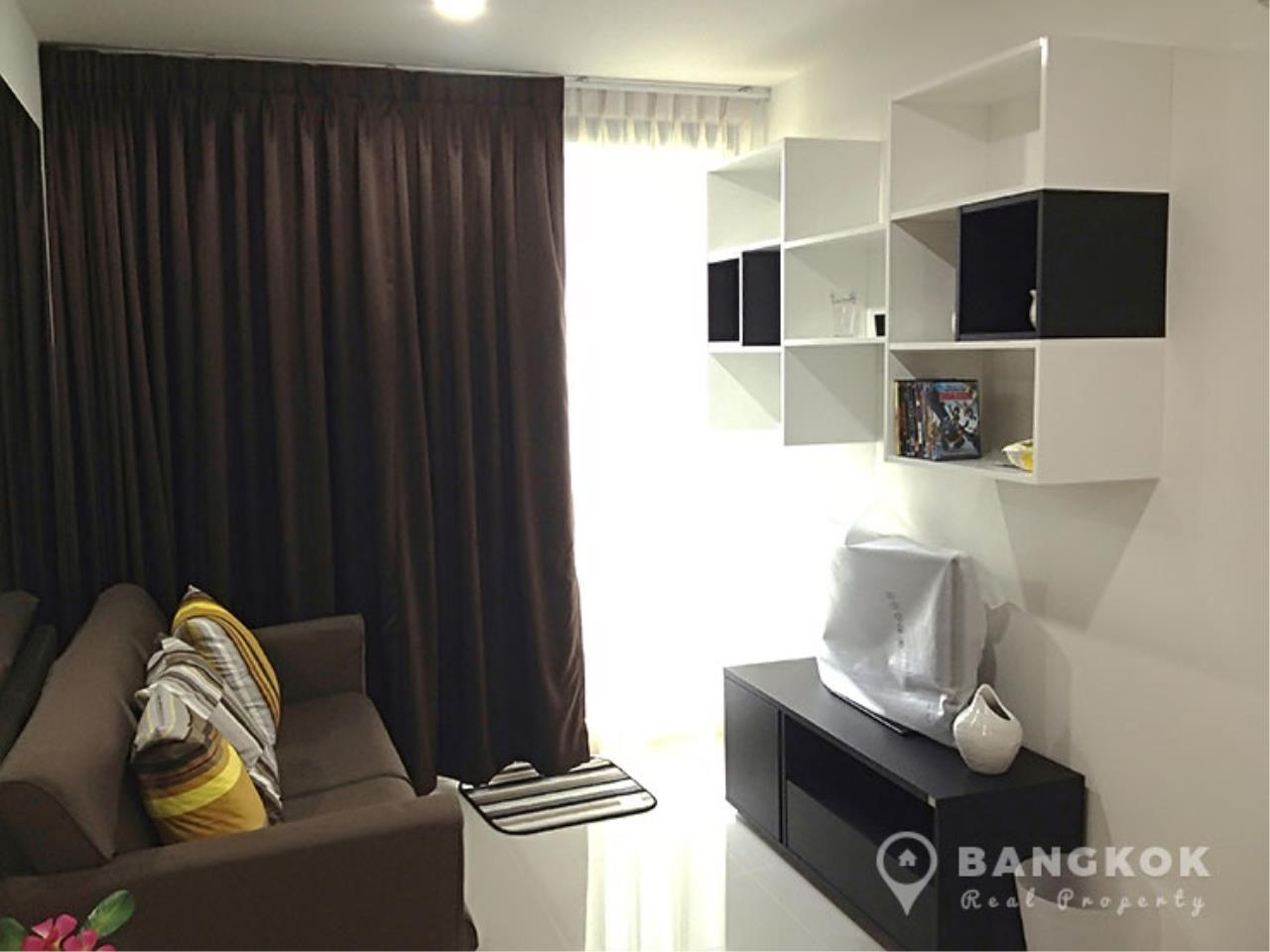 Bangkok Real Property Agency's The President Sukhumvit | Superb Modern 1 Bed at On Nut BTS 3