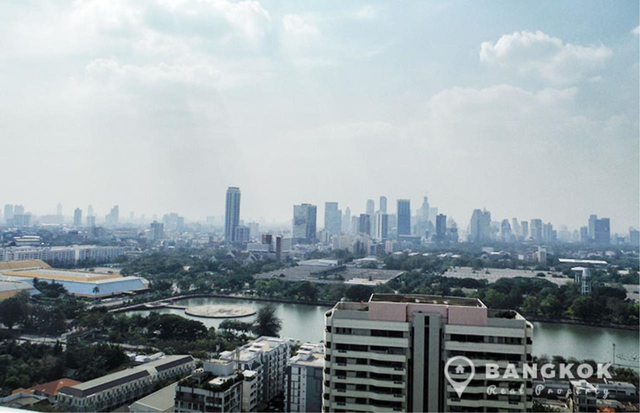 Bangkok Real Property Agency's Millennium Residence | Spacious Modern 3 Bed 3 Bath near Asoke 3