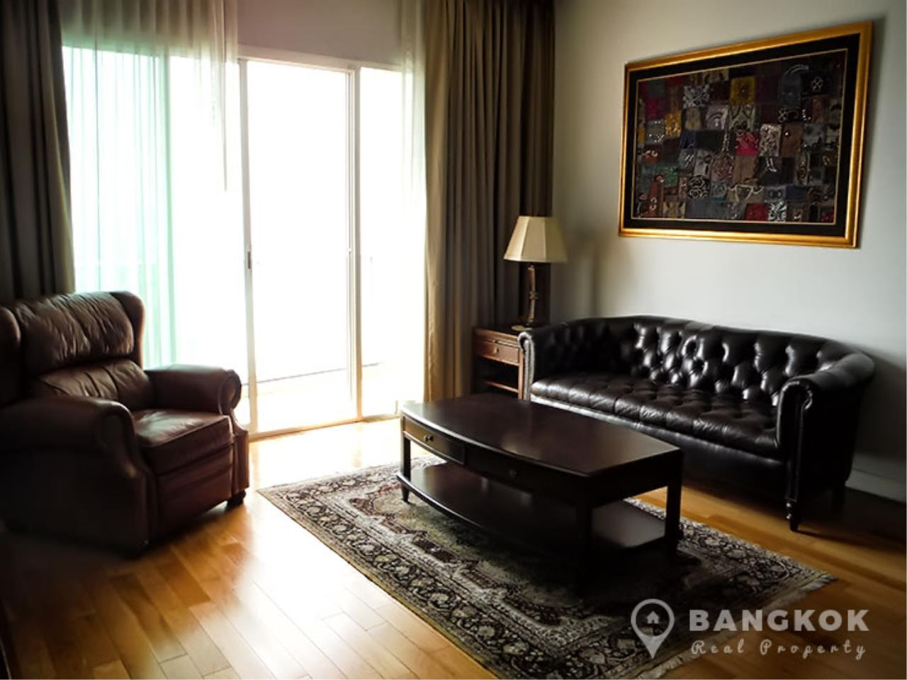 Bangkok Real Property Agency's Millennium Residence | Spacious Modern 3 Bed 3 Bath near Asoke 6