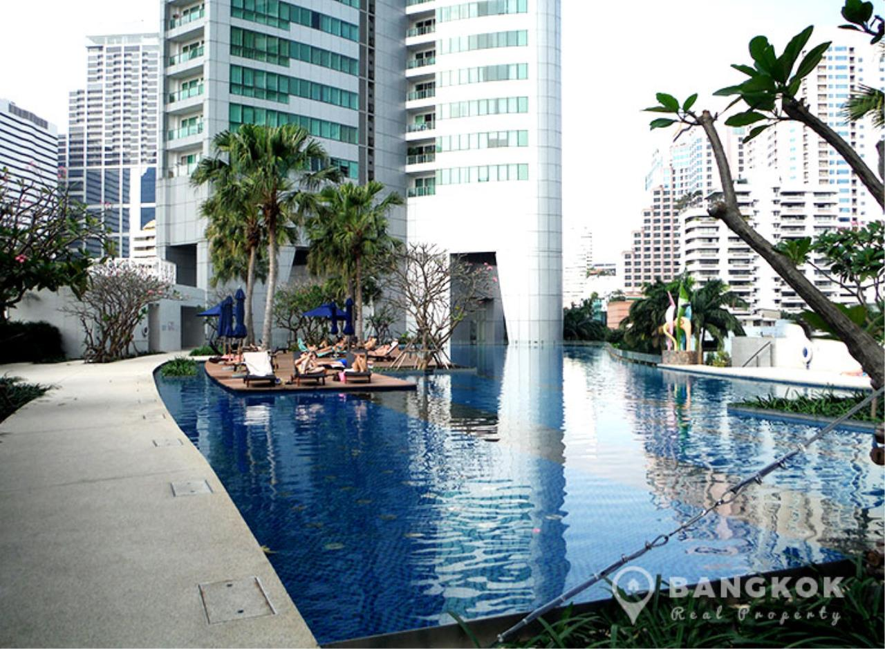 Bangkok Real Property Agency's Millennium Residence | Spacious Modern 3 Bed 3 Bath near Asoke 9
