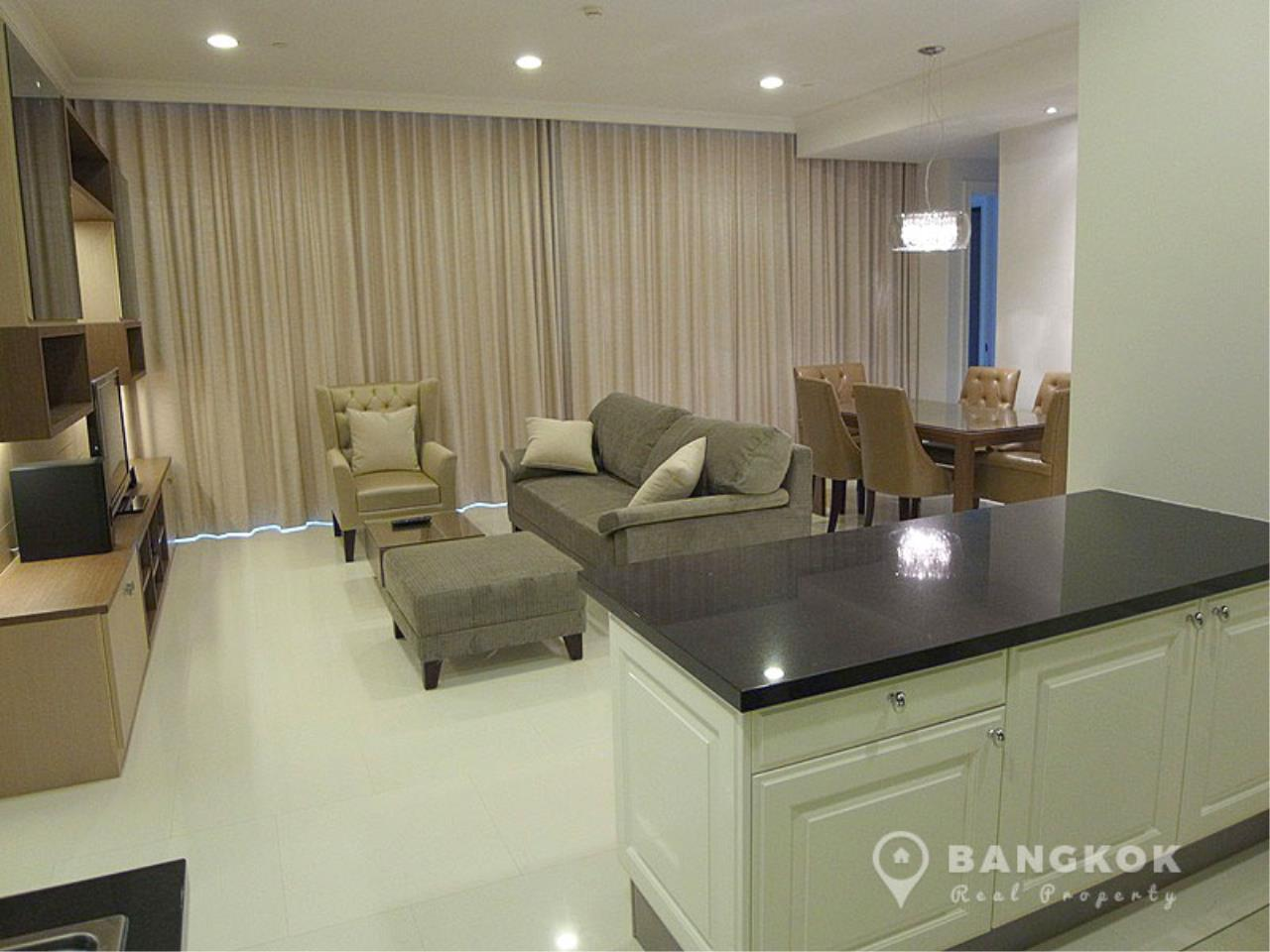 Bangkok Real Property Agency's Royce Private Residences | Luxury Modern 3 Bed Condo in Sukhumvit 2