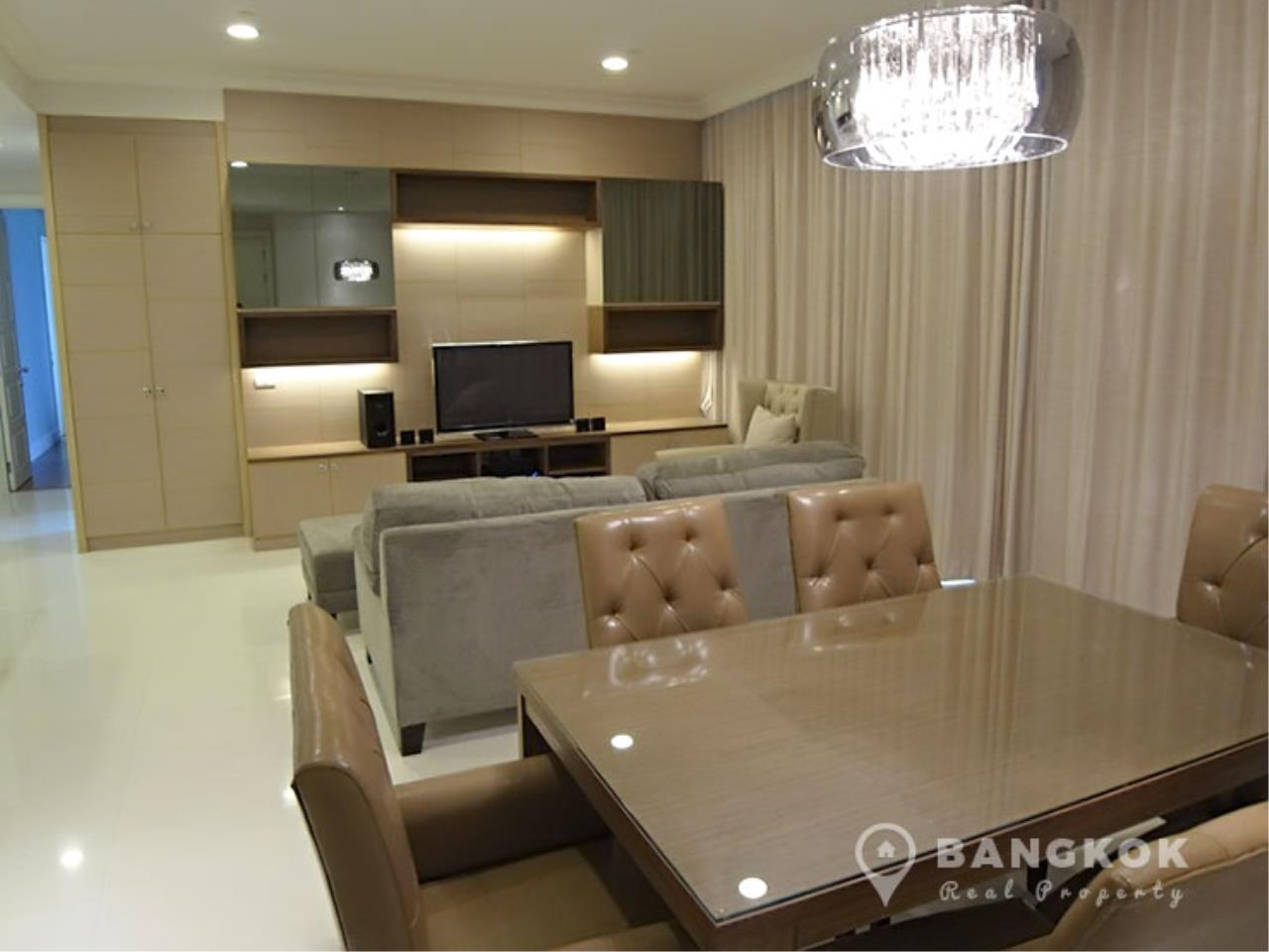 Bangkok Real Property Agency's Royce Private Residences | Luxury Modern 3 Bed Condo in Sukhumvit 1