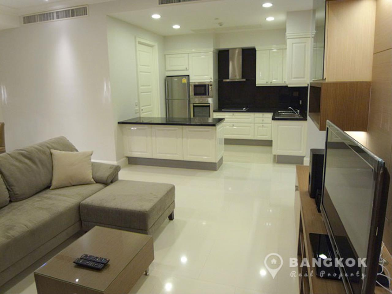 Bangkok Real Property Agency's Royce Private Residences | Luxury Modern 3 Bed Condo in Sukhumvit 5