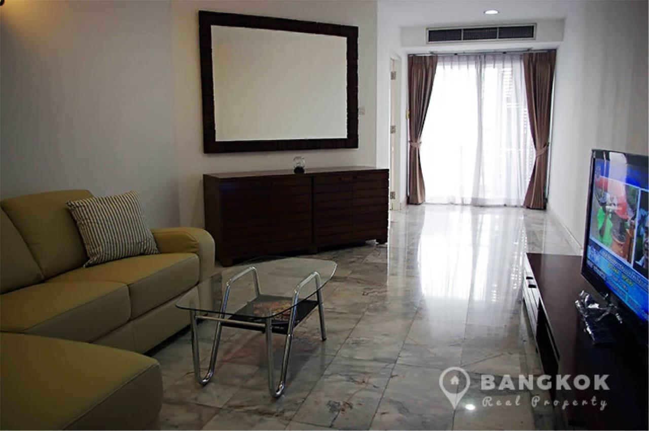 Bangkok Real Property Agency's The Waterford Diamond | Spacious Furnished 2 Bed 2 Bath near BTS 2